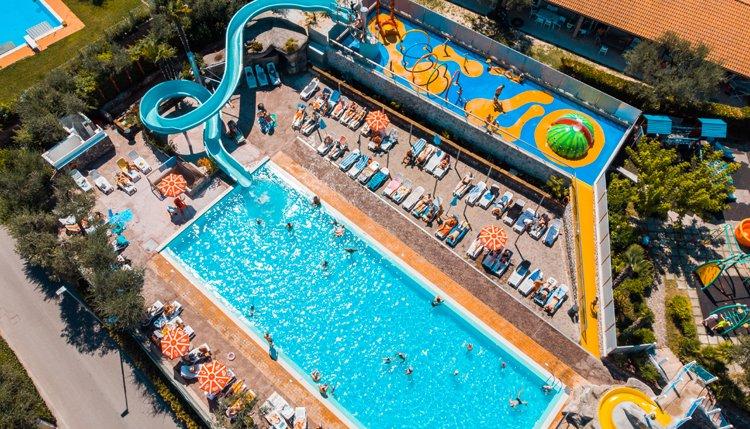 Eden - Zwembad Spraypark 1