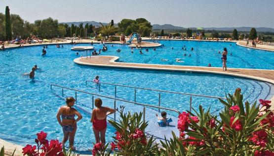 Camping Castell Montgri - volop zwemplezier