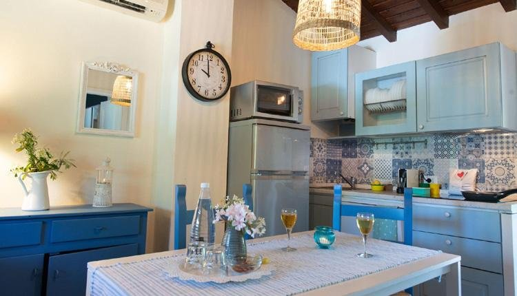 Sivinos appartement keuken