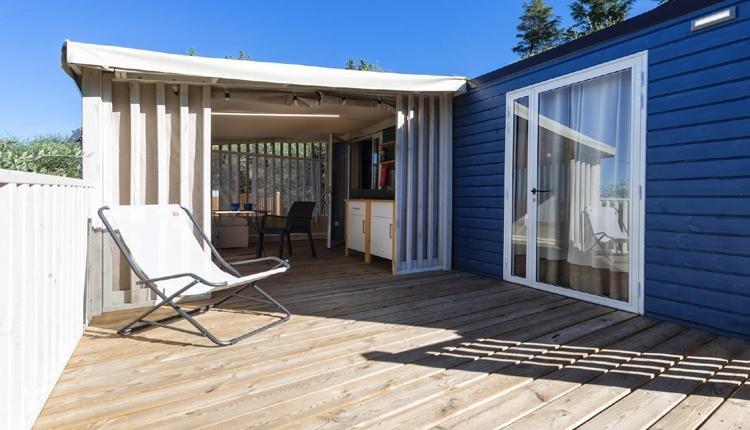 Cottage Clever veranda