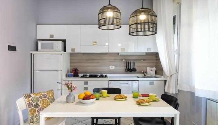 Casa Oleandri keuken