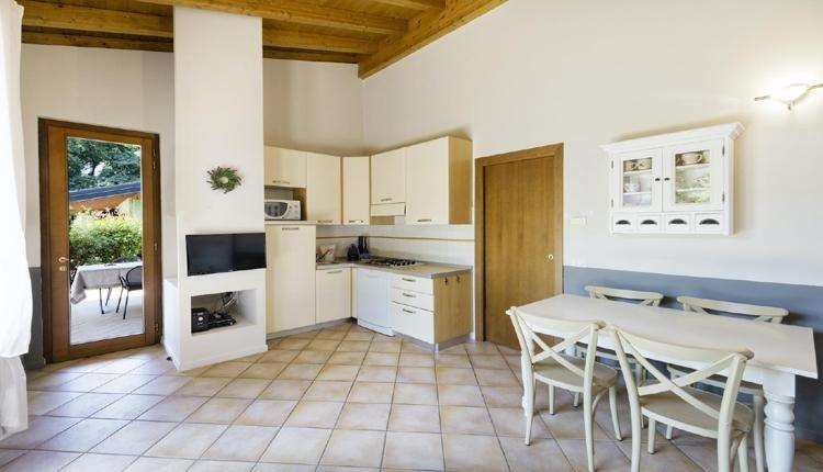 Viletta Carpino keuken en eethoek