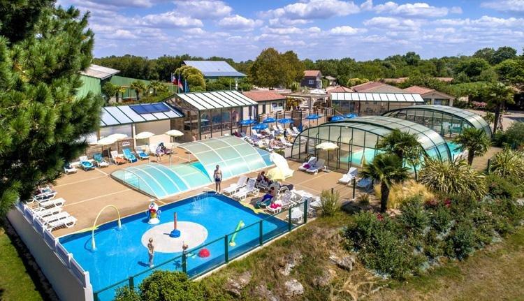 Camping la Bretonniere - Zwembaden 2