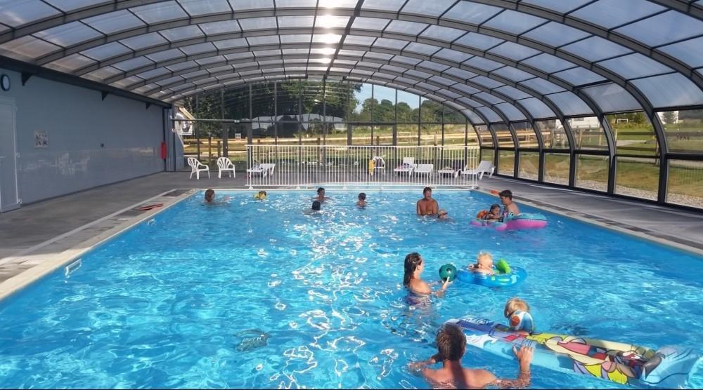 O2 camping binnenzwembad